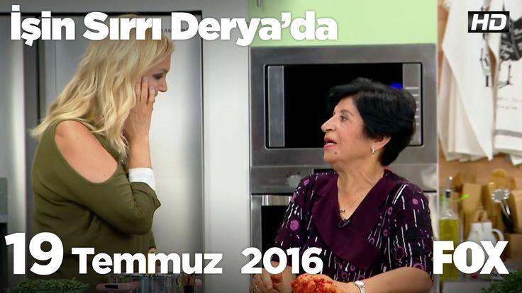 Antakya usulü kısır...İşin Sırrı Derya'da 19 Temmuz 2016 - YouTube