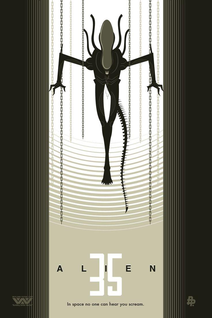 Foto de Carteles de 'Alien, el octavo pasajero' (7/36)