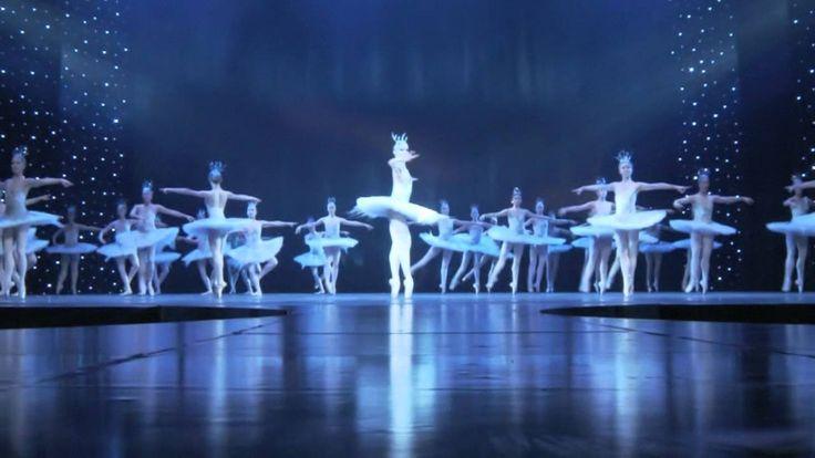 Ihana baletti Lumikuningatar