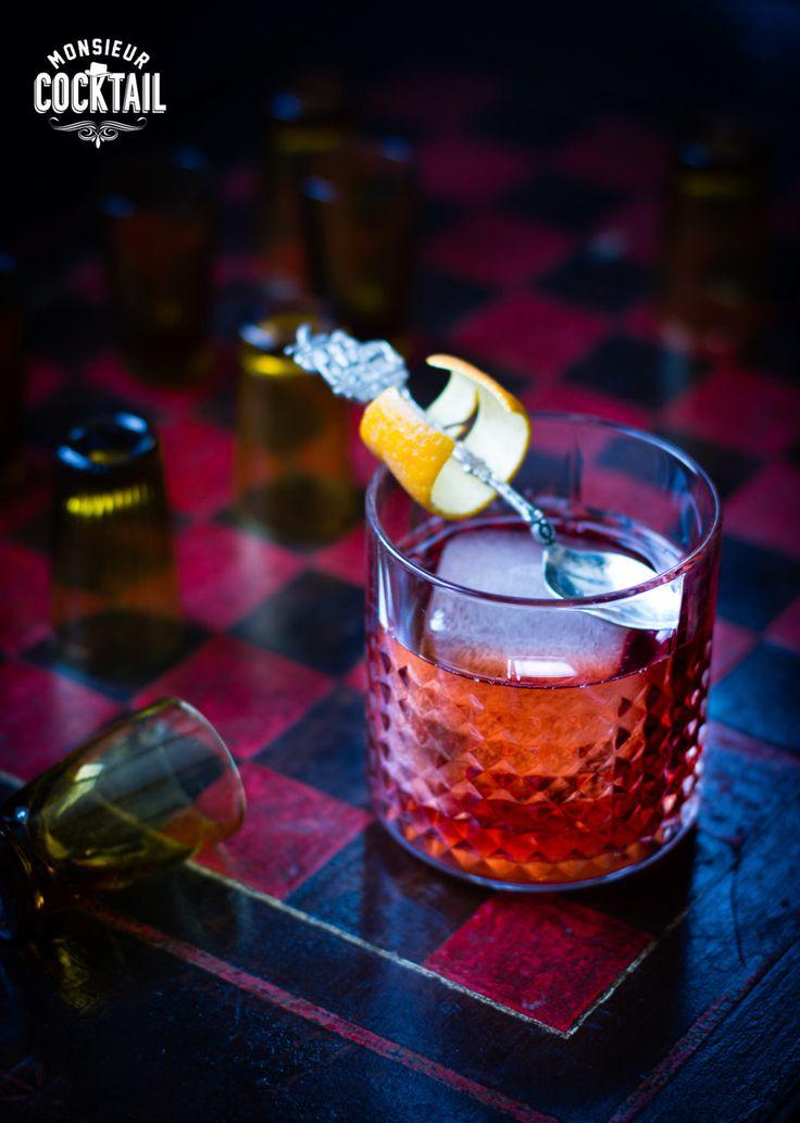 Les 50 cocktails classiques