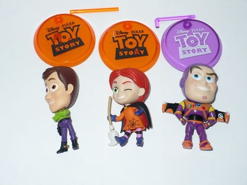 Halloween Toy Story - too cute!