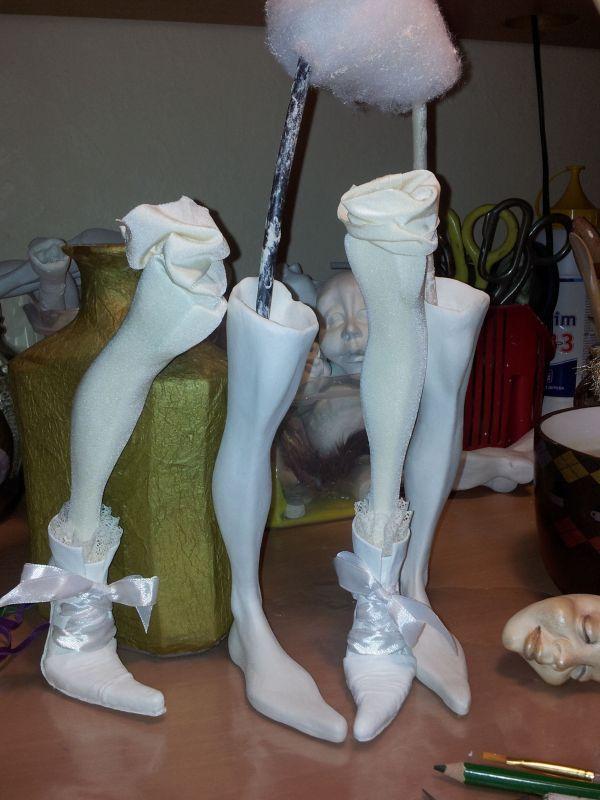 Интервью с художницей Натальей Фоминой: «Создание куклы – это магия и таинство»