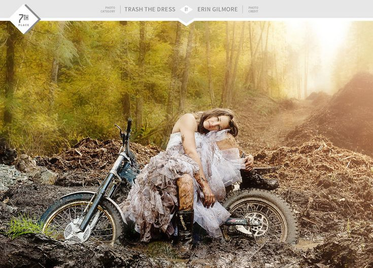 Trash The Dress Mud By S Norton Photography