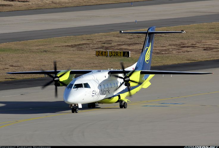 SkyWork Airlines Dornier 328-110  Cologne / Bonn (- Konrad Adenauer / Wahn) (CGN / EDDK) Germany, February 2, 2014
