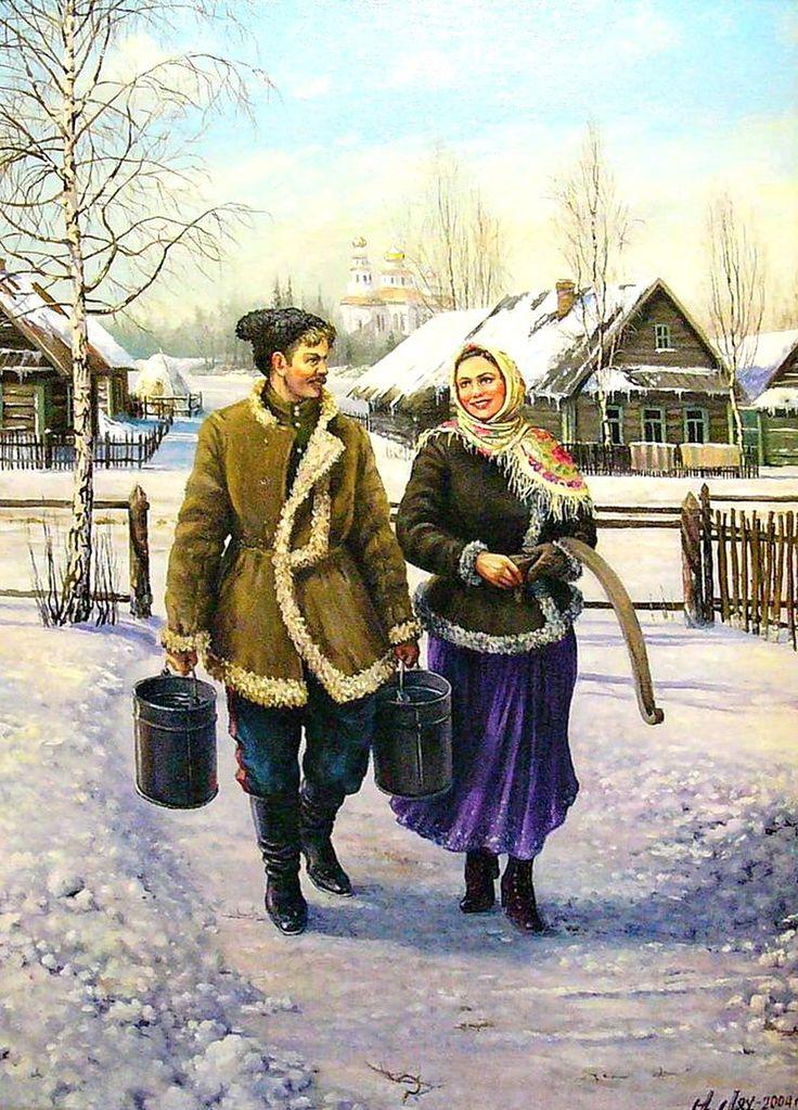 Будь, открытки с сибирскими казаками