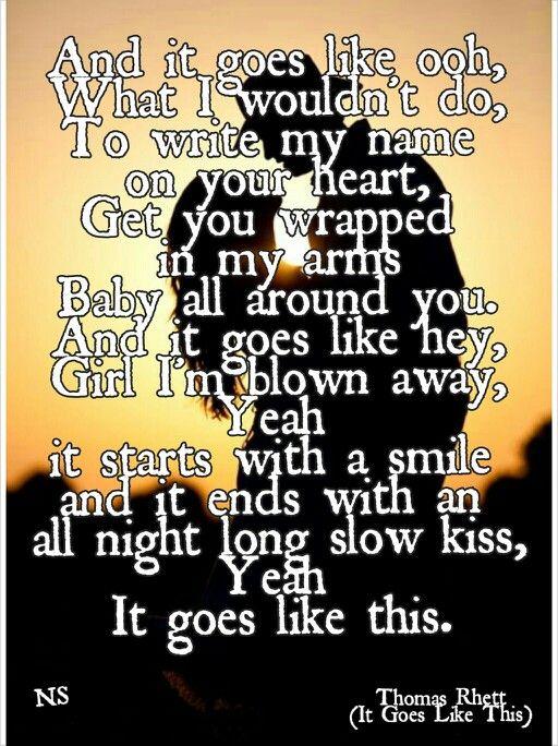 you make me wanna write a song thomas rhett lyrics gimme