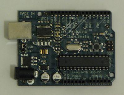 Arduino running the ATEM library by Kasper