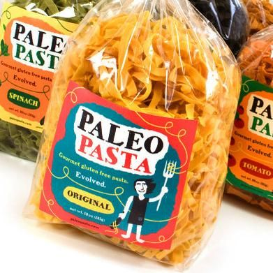 paleo pasta! I think I am going to order a crate of this