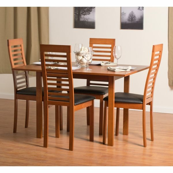 Larine Tova 5 Piece Dining Set Dining Table In Kitchen Dining Table Chairs Dining Table