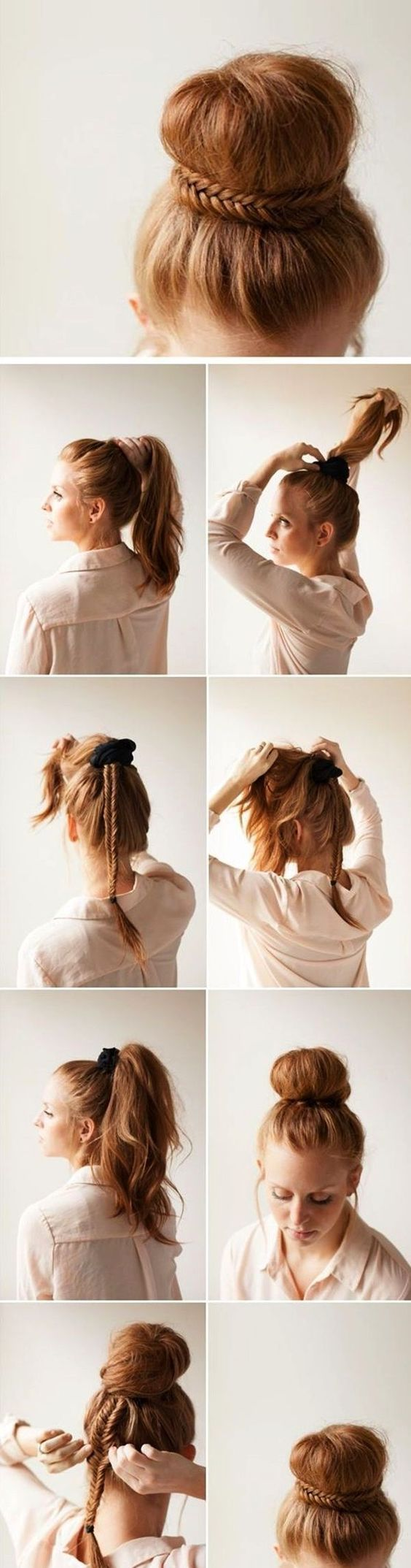 Luckily, there are tons of hairstyle tutorials we can incorporate into our daily beauty routine and spice it up for a special occasion. -- Want to know more, click on the image. #Haircare #hairlossadvice