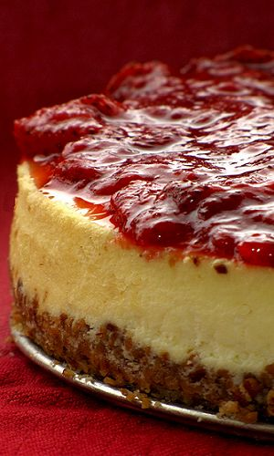Almond Crusts, Strawberry Cheesecake, Ny Cheesecake, Cakes Cheesecake ...