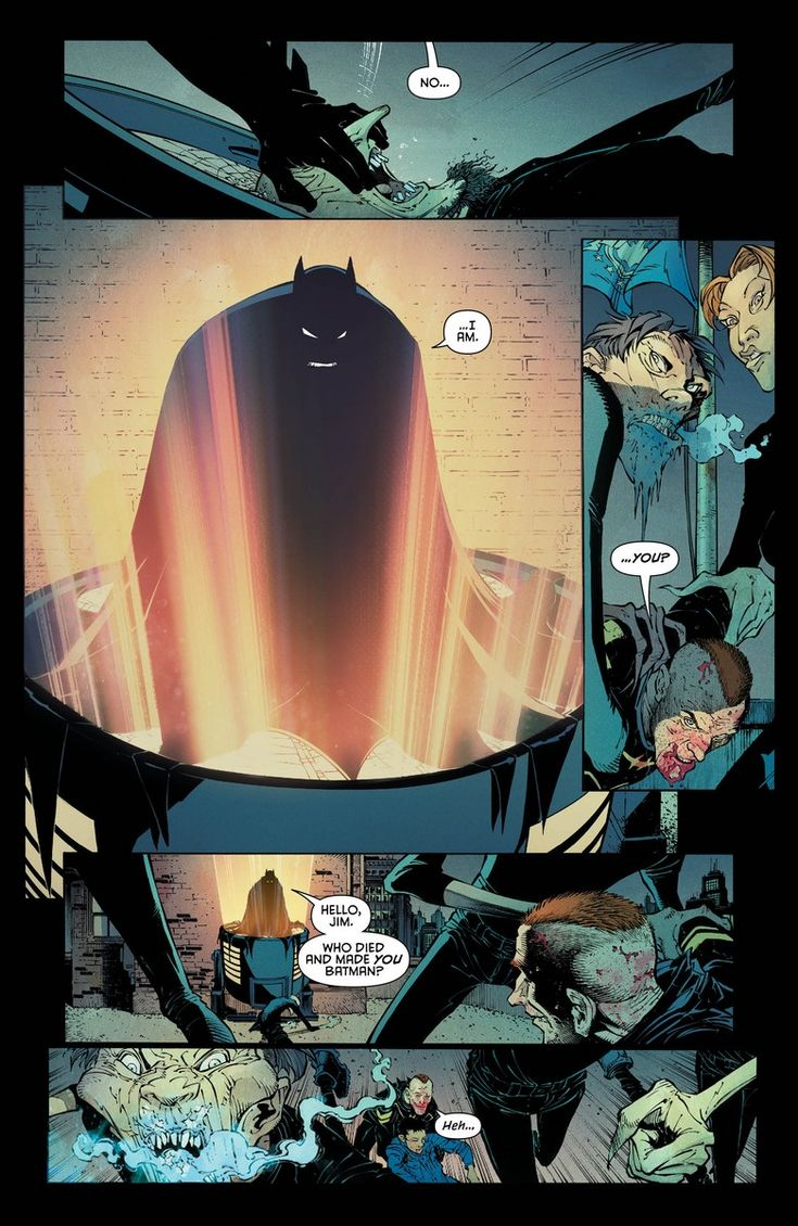 BATMAN's GREG CAPULLO On #50's Bombastic End to 'Superheavy' & What He…