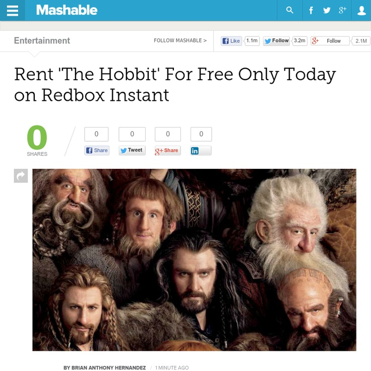 http://mashable.com/2013/05/22/hobbit-redbox-instant-free/ ...   #Indiegogo #fundraising http://igg.me/at/tn5/
