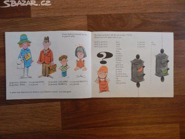 Pracovní sešit Filip múdra hlava r.1980 - obrázek číslo 6