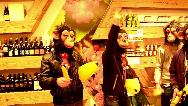 Promo Mister Monkey on Vimeo