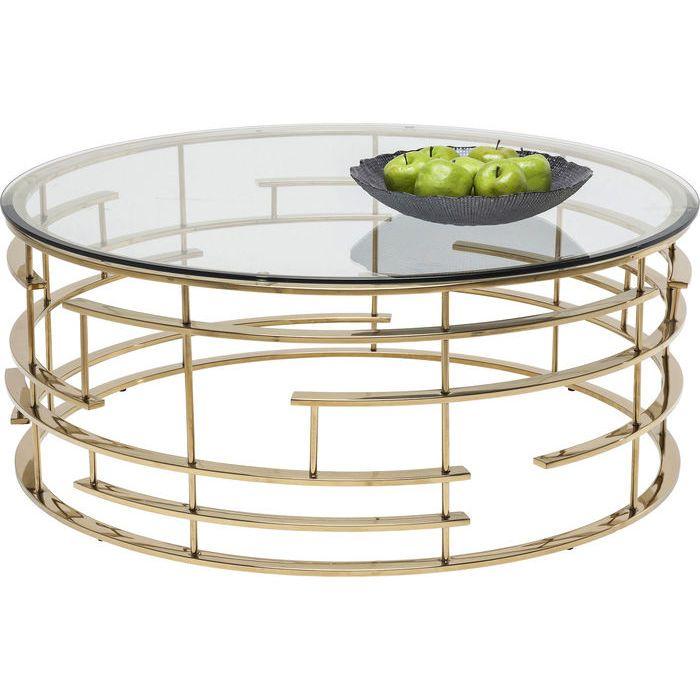 Couchtisch Jupiter Ø100cm - KARE Design