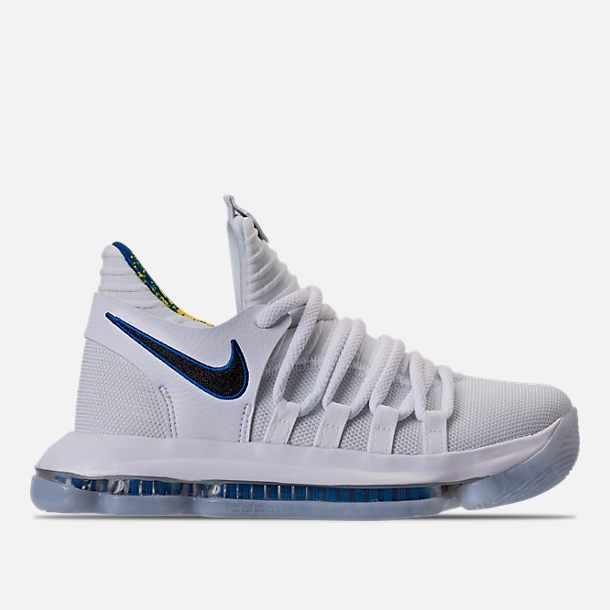 watch 07a74 e193f Right view of Boys' Grade School Nike Zoom KDX Basketball ...