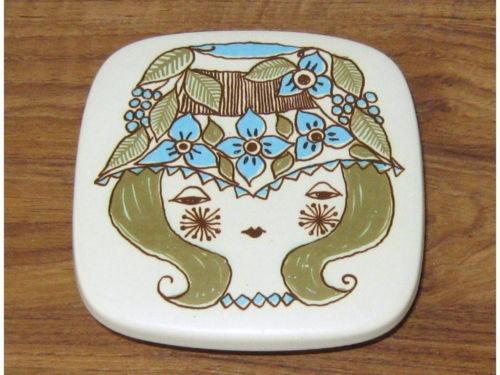 Gorgeous Figgjo Flint lidded box!  WANT!!