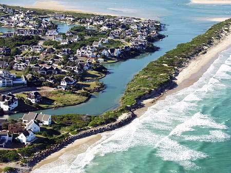 in the 60's Bruce Brown, searched the world for the Perfect Wave. He found it at St Francis Bay, and named it 'Bruce's Beauties' - St Francis Bay is one of the world's great surf spots.