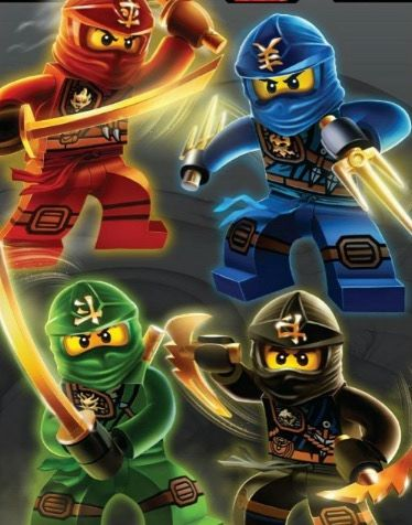 Lego ninjago 2015