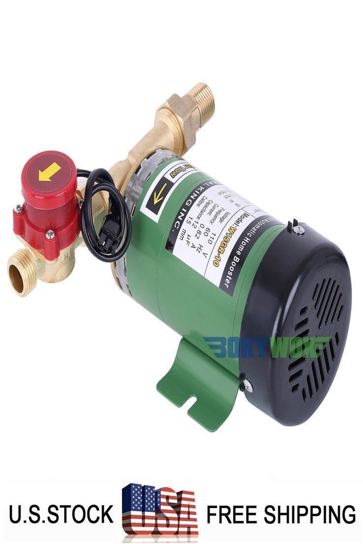 84 99 110 120v Automatic Household Booster Pump 120w Boost Pressure Water Pump 120v Automatic Househ Water Pressure Pump Shower Systems Pressure Pump