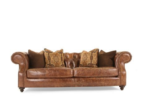 72 Best Images About Leather Chesterfield Sofa On Pinterest
