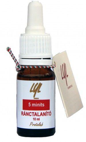 Lyl Ránctalanító-5 minits ampulla (10ml)