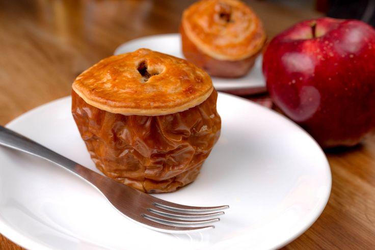 Töltött sült alma recept