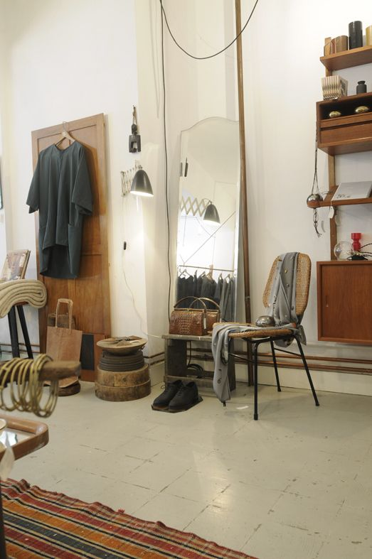 Interior shot March 2014 Atelier Solarshop Antwerp