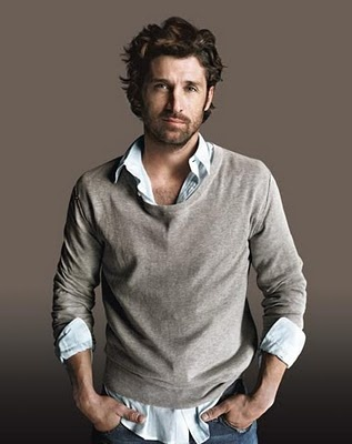 Messy look: Eye Candy, Mcdreamy, But, Style, Patrick Dempsey, Patrickdempsey, People