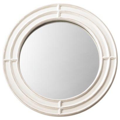 Threshold™ Beveled Groove Mirror Cream