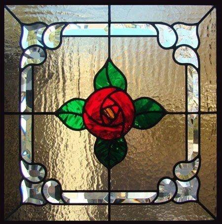 Scottish Stained Glass by Charles Rennie Mackintosh