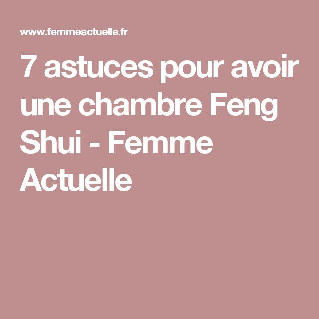 Les 25 meilleures id es de la cat gorie feng shui chambre sur pinterest cha - Astuces feng shui amour ...