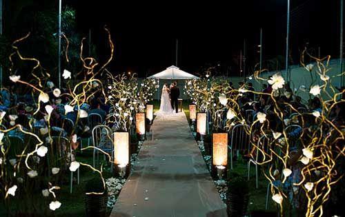 casamento decoracao noite decoração casamento rustico casamento no