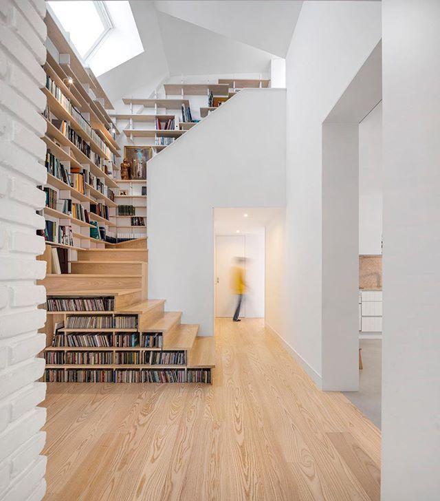 Morim'Santos Silva Architects I Apartment in Lisbon