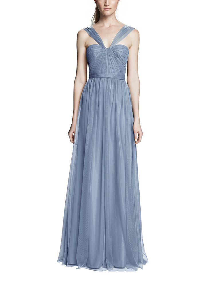 221 best Blue Bridesmaid Dresses images on Pinterest | Blue ...