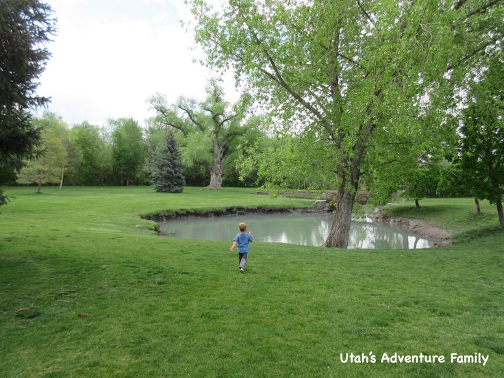 Bicentennial Park Is A Beautiful In Provo There Great Playground