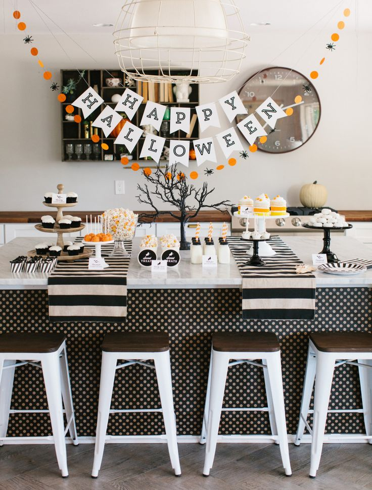 Halloween Party- w/printables