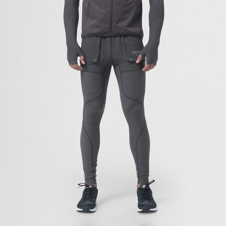 Nike x Undercover Gyakusou Dri-FIT Utility Long Men's Running Tights. Nike Store