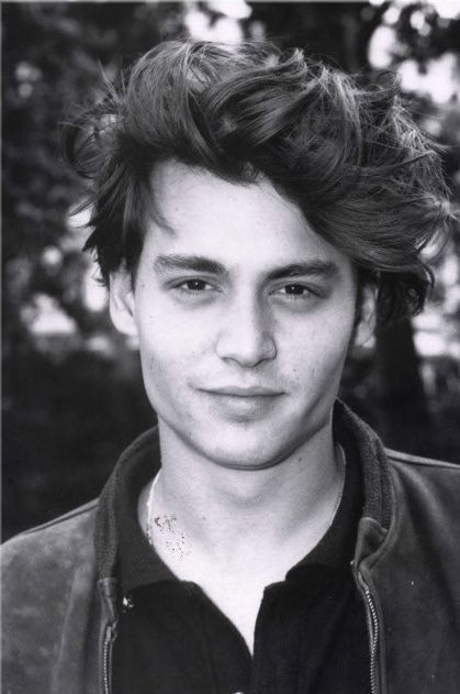 I only like the young Johnny Depp
