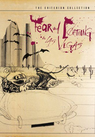A comparison of the movie and book fear and loathing in las vegas by hunter s thompson
