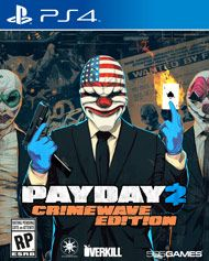 Boxshot: Payday 2: Crimewave Edition by 505 Games