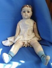Alabama Cloth baby Doll by Ella Smith  Early 1900's