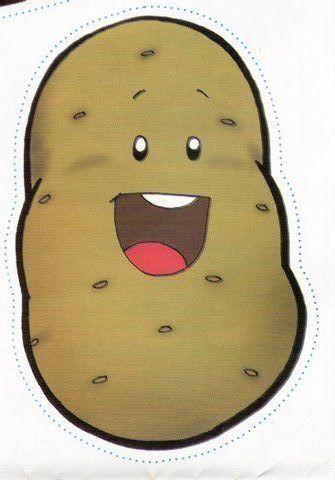 Plaatje; Aardappel