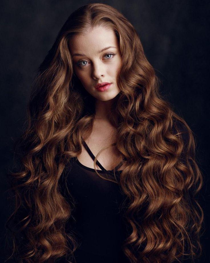 locken rocken! | frisuren, frisur lange haare locken