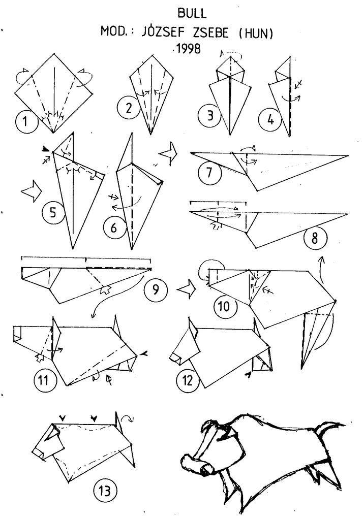 20 Quick Origami Tutorials   Full Punch