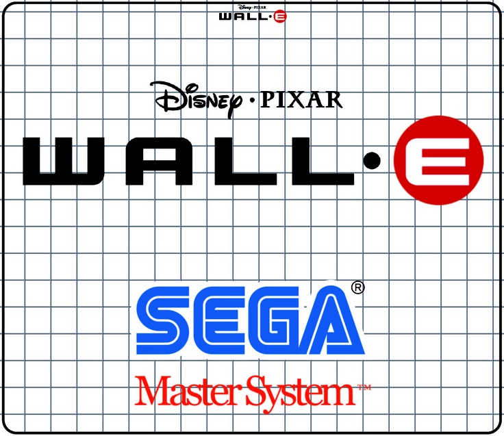 Game cartridge cover for Walle