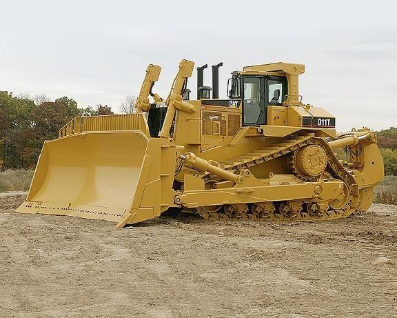 850hp, 230,000 lbs D11R Caterpillar