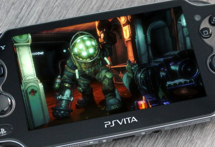 Is the PS Vita struggling in the third-party department? Bioshock isn't even in development yet.