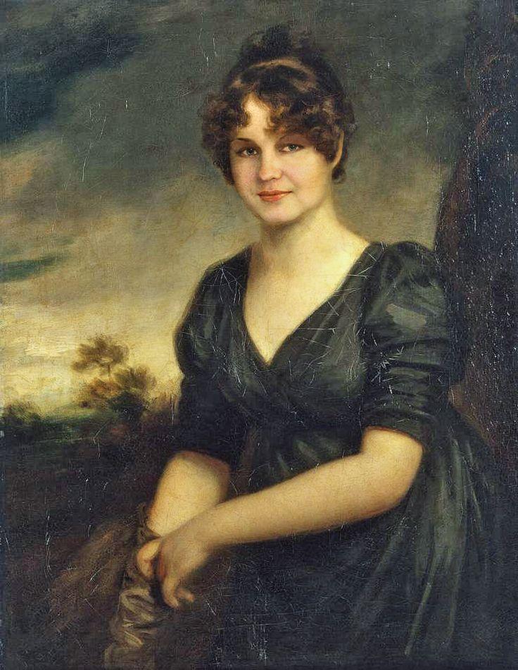 Damenportrait